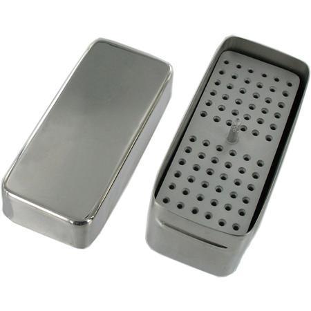 HỘP ĐỰNG NONG DŨA INOX (ENDODONTIC BOX)